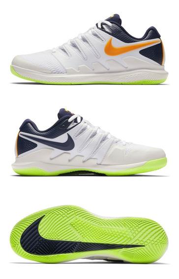 Zapatillas De Tenis Nike Air Zoom Vapor X Hc Ver Talles