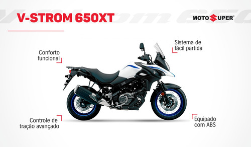 Suzuki Vstrom 650 Xt 2021 Okm