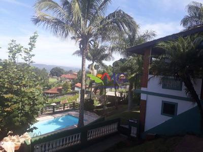 Chácara Com 3 Dormitórios À Venda, 1414 M² Por R$ 680.000 - Portão - Atibaia/sp - Ch0197