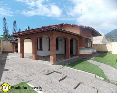 Casa Para Locação De Temporada A 200m Da Praia - Ca02979 - 1851147