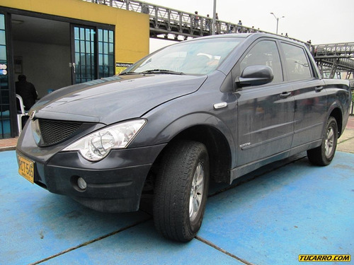 Ssangyong Actyon A200 Sports