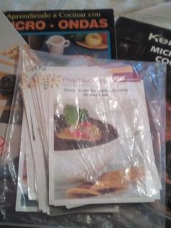 Chef Lote Libros Revistas Recetarios De Cocina Recetas