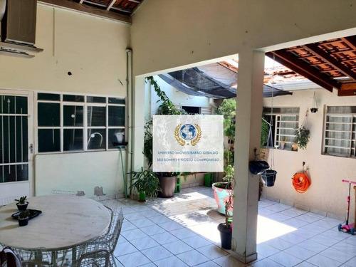Casa Com 5 Dormitórios À Venda, 225 M² Por R$ 398.000,00 - Jardim América - Campinas/sp - Ca1287