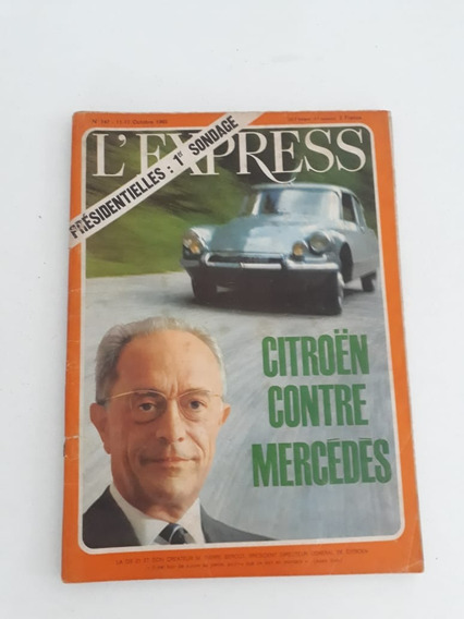 Revista Carros Antigos L