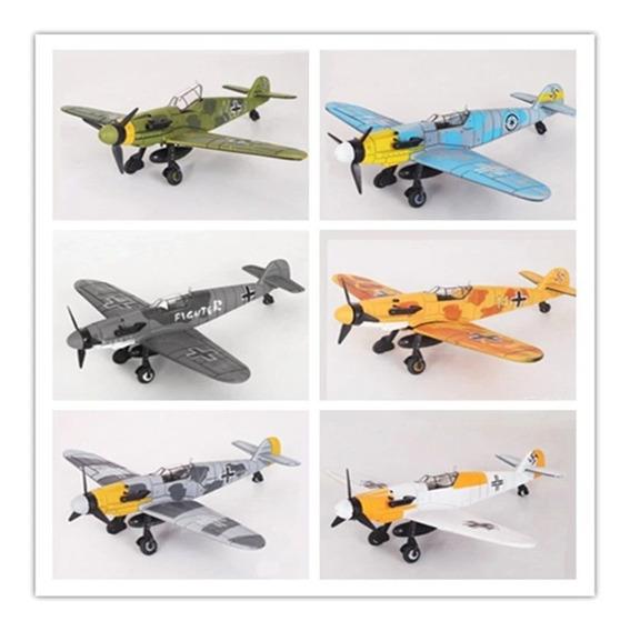 Brinquedo Aeromodelismo Avião De Guerra Para Montar