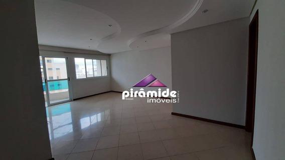 Apartamento À Venda, 128 M² Por R$ 640.000,00 - Jardim Aquarius - São José Dos Campos/sp - Ap8697