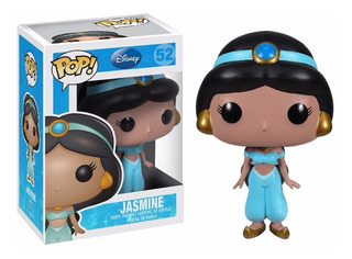 Jasmine Funko Pop Figura Vinil Disney Aladino