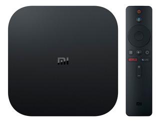 Streaming Media Player Xiaomi Mi Box S 4k Chromecast