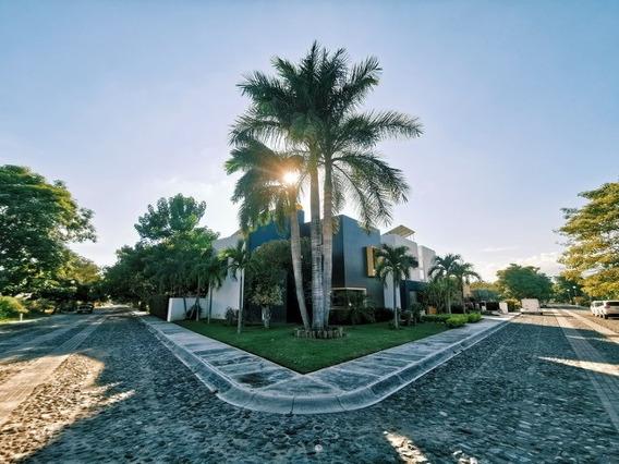 Espectacular Residencia En Venta En La Ceiba Residencial Coto Privado