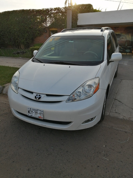 Toyota Sienna Xle At 2007