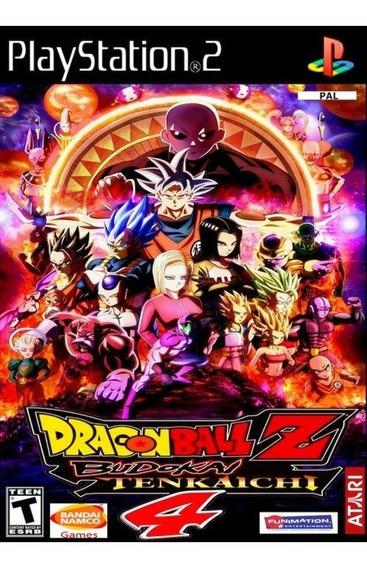 Dragon Ball Z Budokai Tenkaichi 4 Beta 6 2019 Ps2 Patch !!
