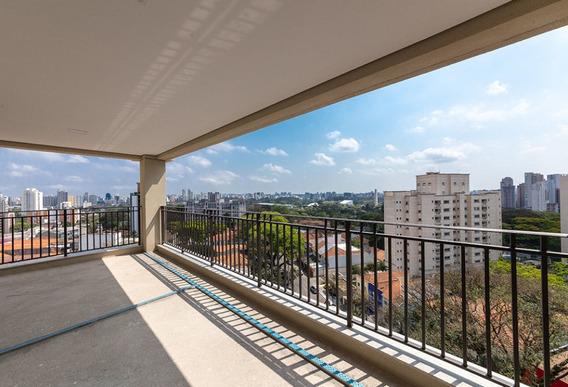Apartamento Alto Padrão À Venda, Vila Mariana, 267m², 4 Suítes, 4 Vagas! Pronto! - Cv1286