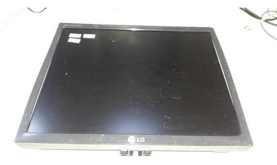 Monitor LG Flatron L1753t - Bf No Estado #2540