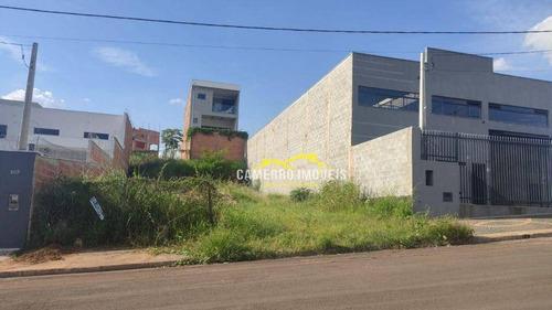 Imagem 1 de 1 de Terreno À Venda, 384 M² Por R$ 280.000,00 - Loteamento Residencial Jardim Dos Pinheiros - Americana/sp - Te0439