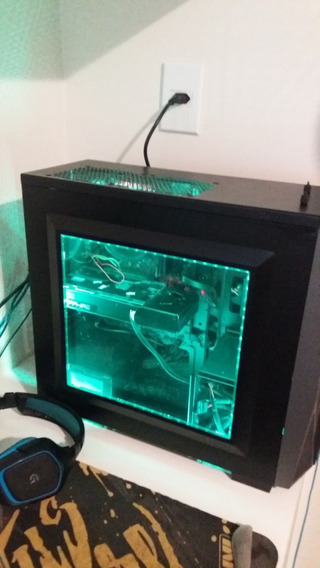 Computador Gamer Amd Completo