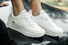 Zapatillas Nike Air Max 90 De Dama
