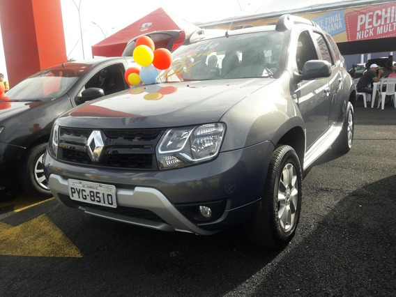 Renault Duster 1.6 Dynamique 4x2 16v Flex 4p Manual 2016...