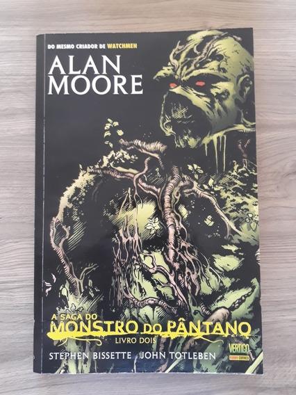 Monstro Do Pântano - Livro Dois