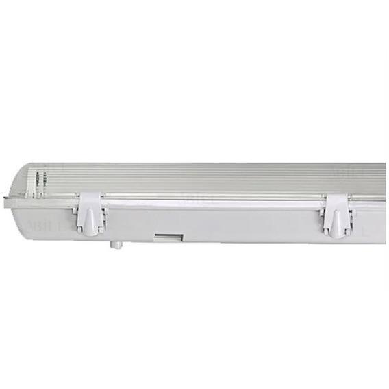 Luminaria Hermetica Multi Uso Para Lâmpadas T5 T8 T10 T12