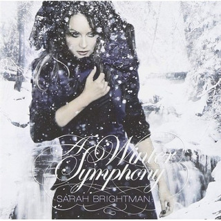 Sarah Brightman A Winter Symphony Cd + Dvd Digipack Nuevo