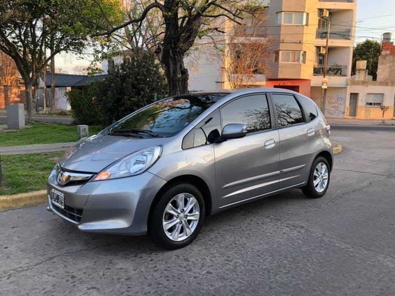 Honda Fit 1.4 Lx-l At 100cv L09 2012