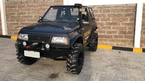 Imagem 1 de 1 de Tela De Proteção Suzuki Vitara 4cc Mod. Transformers