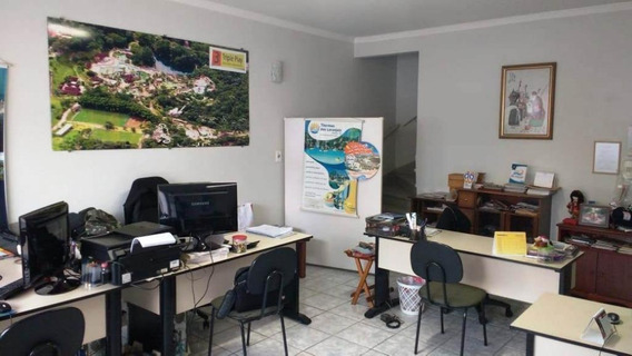 Sobrado Com 3 Dormitórios Para Alugar, 150 M² Por R$ 2.400/mês - Barcelona - São Caetano Do Sul/sp - So0763