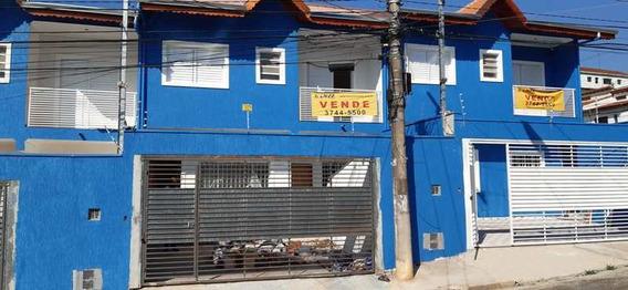 Sobrado Com 2 Dorms, Jardim Monte Kemel, São Paulo - R$ 420 Mil, Cod: 3266 - V3266