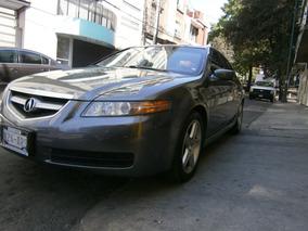 Acura Tl 2006 Blindado Gris