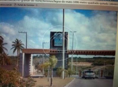 Terreno - Centro - Ref: 909 - V-762810