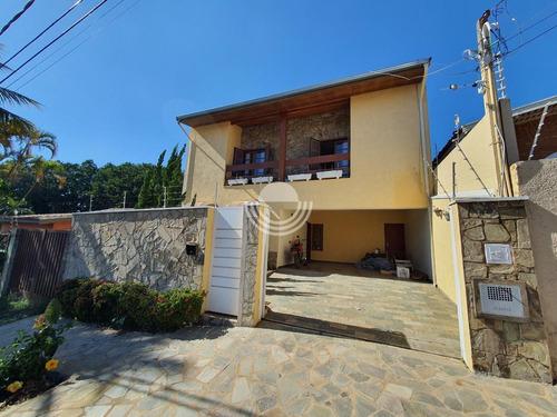Imagem 1 de 30 de Casa Á Venda E Para Aluguel Em Chácara Da Barra - Ca006856