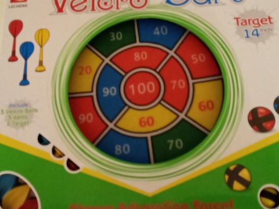 Juego Ruleta Dardos Para Niños Juguetes