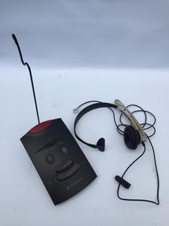 Audifono Y Microfono De Diadema