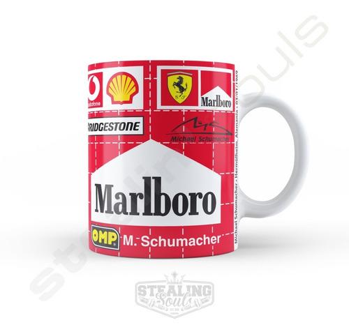 Taza Fierrera - Michael Schumacher #04 | Formula 1 F1