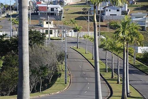 Terreno Em Condomínio Em Bragança Paulista - Sp - Te0062_marrey