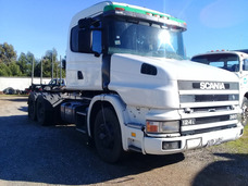 Scania 124 Tractor 360hp Año 2000 !!!