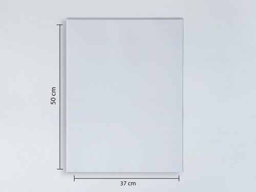 Hojas Para Plastificado En Frio 37 X 50 Cm X 100 Unidades