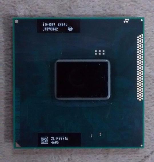 Processador Notebook Intel Core I3