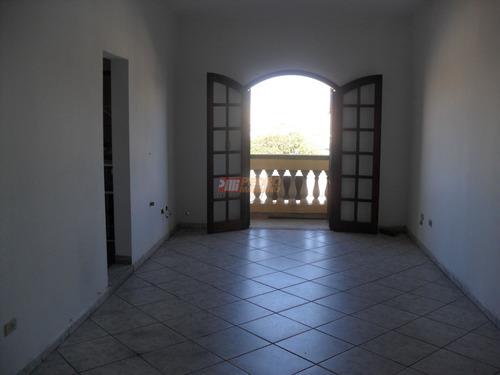 Sala Comercial No Bairro Vila Palmares Em Santo Andre - L-26390