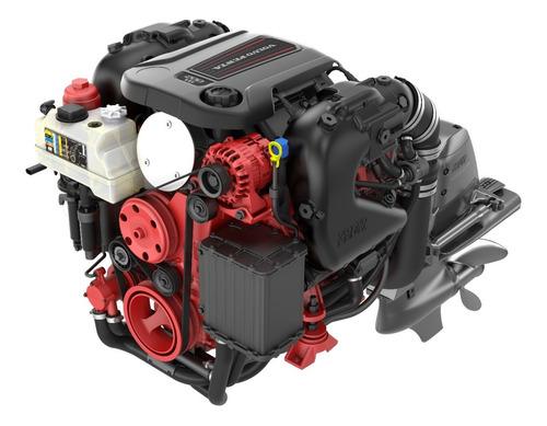 Motor Volvo Penta 4.3 V6 200hp + Rabeta Sx P/ Barco Lancha