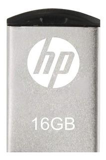Memoria USB HP v222w 16GB plateado