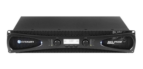 Amplificador De Potência Digital Crown Xls 2502-2 220v
