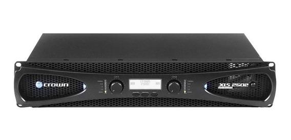 Amplificador De Potência Digital Crown Xls 2502-2 220v