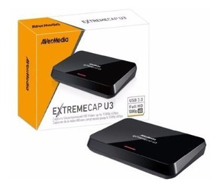 Avermedia Video/game Recorder-- Cv710 Extremecap U3 Capture