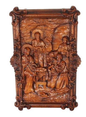 Quadro Nascimento De Jesus ,decoração,rústico