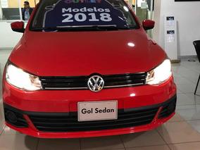 Nuevo Gol Sedan Trendline Std Engnche Desde $40,500