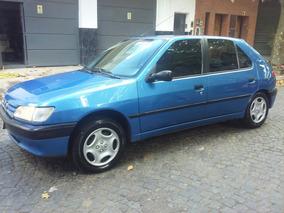 Peugeot 306 Xr/full Nafta/gnc Papeles Al Dia/vtv