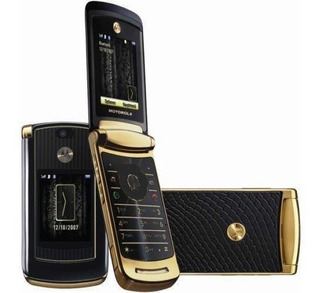Motorola Razr2 V8 Luxury Edition - Gold (unlocked) Cellular