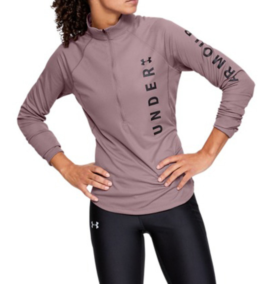 Buzo Under Armour Running Ua Speed Stride Mujer Rv