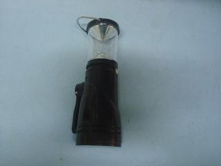 Lanterna Lampião Dynamo - Ilumina - Acionando Manuaçmente